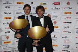 Blancpain Endurance Series Pro Am Cup piloti campioni Andrea Rizzoli, Stefano Gai