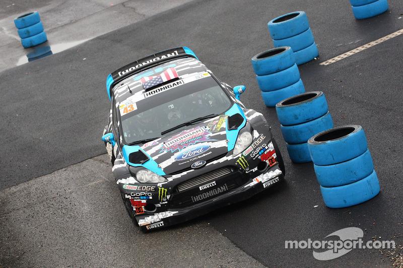 肯·波洛克和阿莱克斯·吉尔所米诺,福特嘉年华WRC