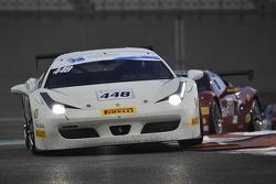 #448 Naza Italia Ferrari 458: Angelo Negro