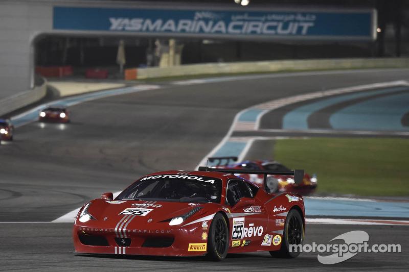 #255 Boardwalk Ferrari: Scott Tucker