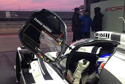 Фредерик Маковецки. Декабрьские тесты Porsche, тесты.
