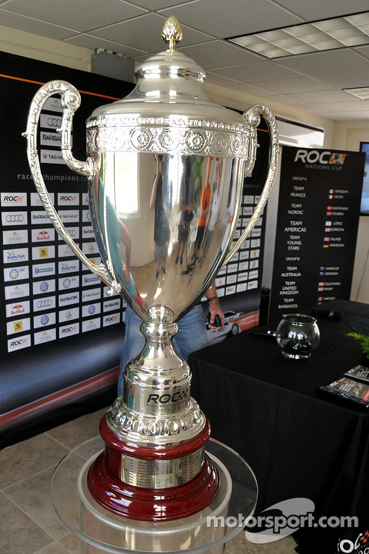 Race of Champions troféu