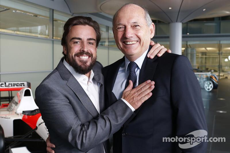 2014-2015: Fernando Alonso van Ferrari naar McLaren