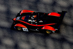 #48 CRM Motorsport Wolf GB08: Nicola de Val, Stefano de Val, Jose Faria