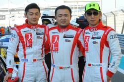 Xiao Jin Li, 董荷斌, Jian Wei Wang