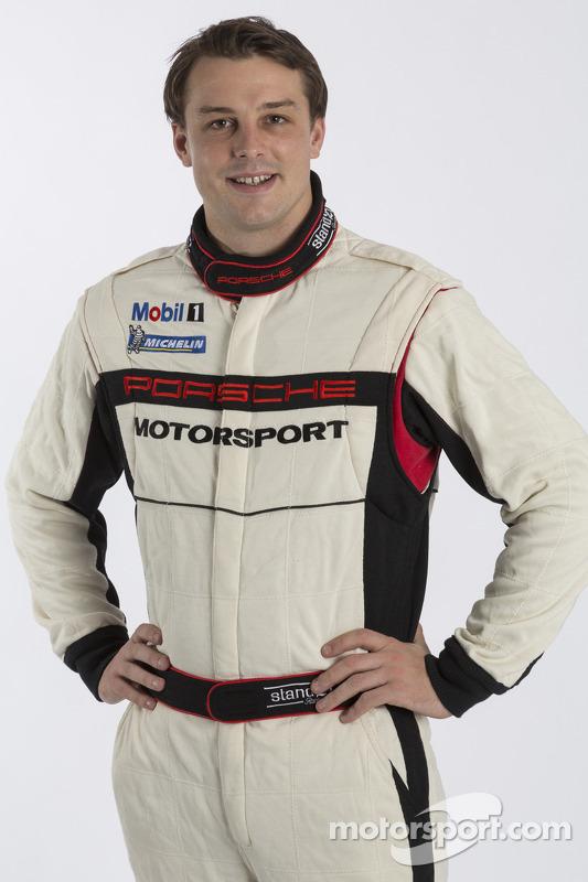 Earl Bamber, Porsche factory driver