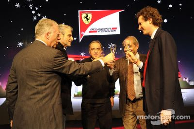 Ferrari sportieve awards