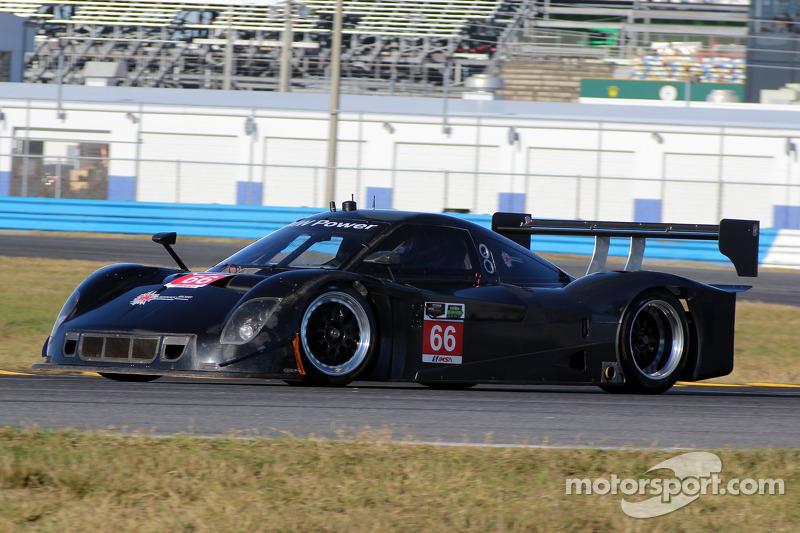#66 RG Racing 宝马/Riley: 肖恩·刘易斯, 罗伯特·格维尔茨