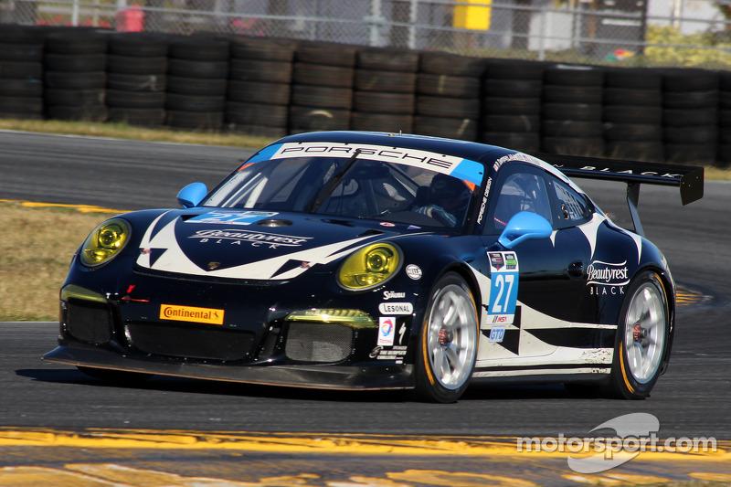 #27 Konrad Motorsport 保时捷 911 GT Americas