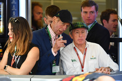 Jackie Stewart, with HRH The Duke of Kent