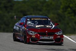 #26 Classic BMW / Vess Energy Group, BMW M4 GT4, GS: Toby Grahovec, Jayson Clunie
