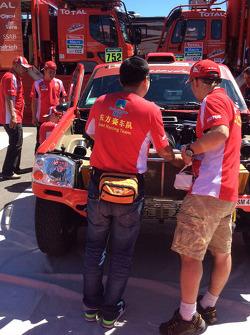 # 363 بروتو إم دي رالي: لي زونغ، مياو ما