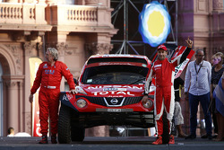 #328 Buggy Dessoude: Thierry Magnaldi, Guy Leneveu