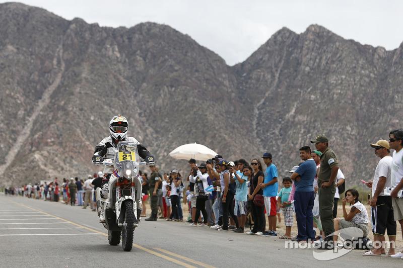 #21 KTM: Ivan Jakes