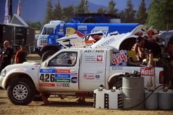 #426 Nissan: Yves Tartarin, Stéphane Duple