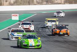#53 Dinamic Motorsport,保时捷991杯: Tiziano Cappelletti, Tiziano Frazza, Mario Cordoni, Piero Foglio, Roberto Rayneri