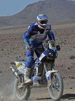 #10 Yamaha: Juan Pedrero