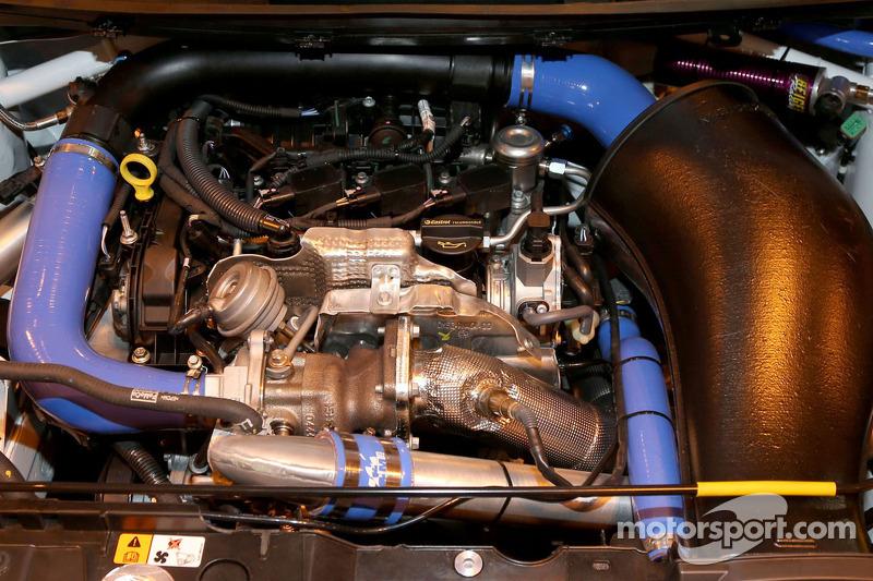 Der neue Motor für den Ford Fiesta R2