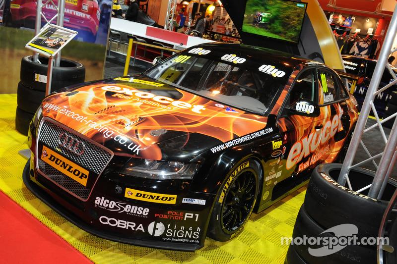 Rob Austin, Exocet Racing, Audi A4