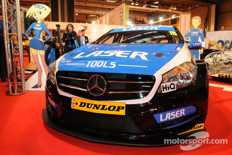 Aiden Moffat, Laser Tools Racing, Mercedes A-Klasse