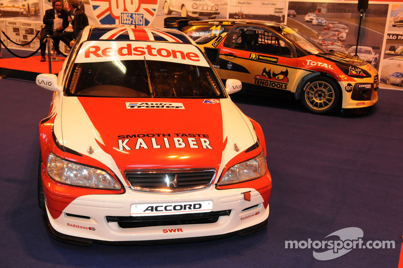 Ex Tom Kristiensen 2000 Honda Accord ST