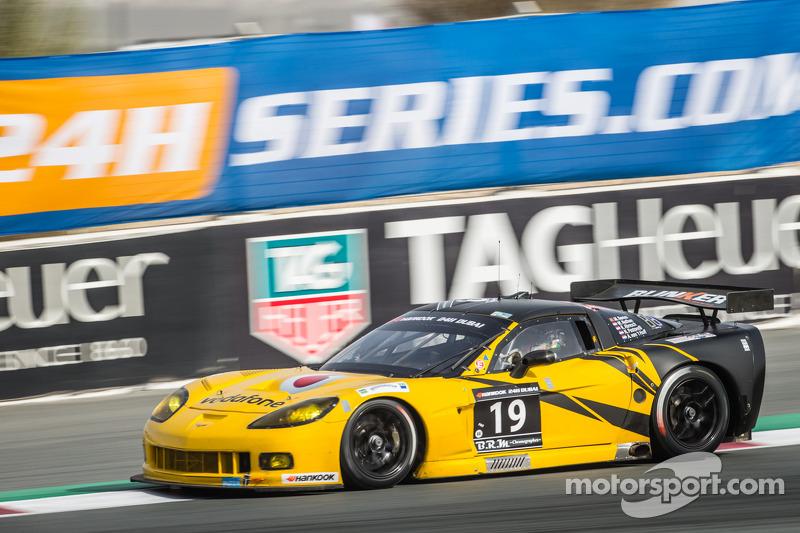 #19 V8 Racing, Chevrolet Corvette C6R ZR1: Rick Abresch, Alex van 't Hoff, Wolf Nathan, Nicky Pastorelli, Miguel Ramos