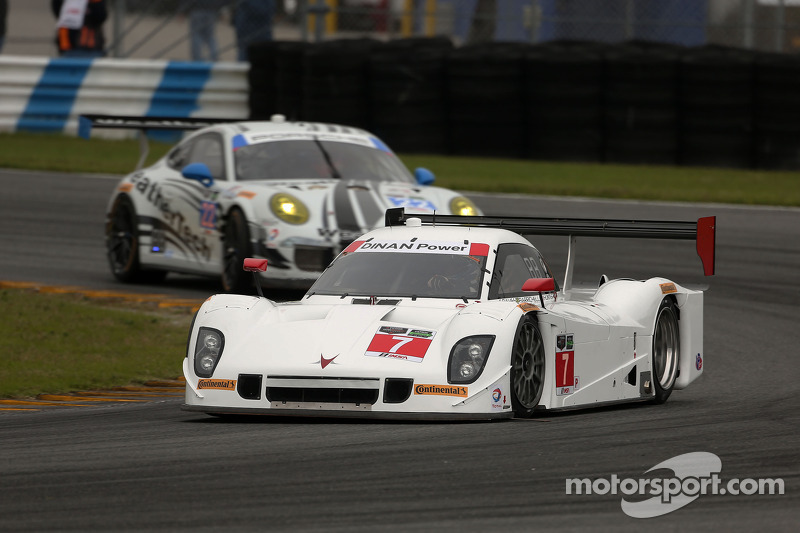 #7 Starworks Motorsport Riley MK XX: Brendon Hartley, Rubens Barrichello, Robbie Kerr, Tor Graves, S