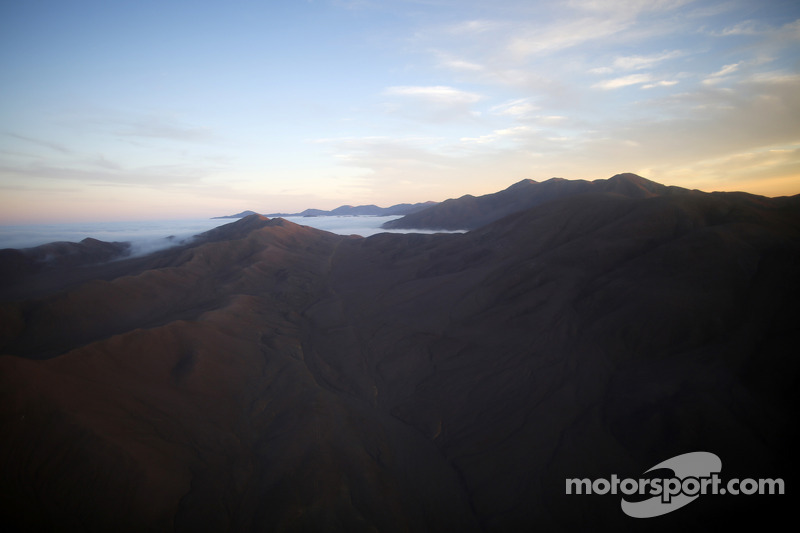 Scenic Dakar