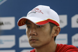 Ho-Pin Tung, China Racing Formula E Team