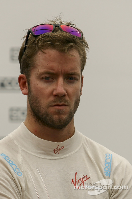 Sam Bird, Virgin Racing Formula E Team