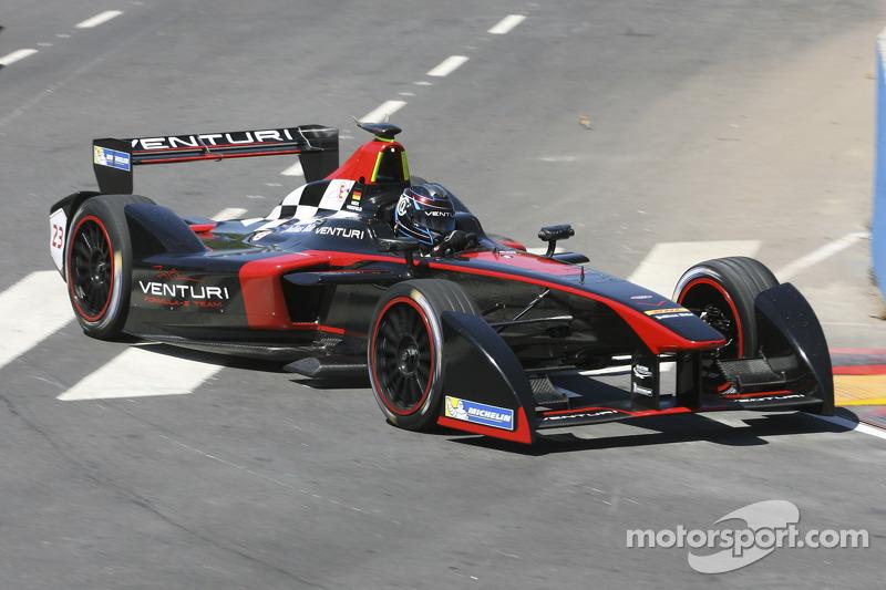 Нік Хайдфельд, Venturi Formula E Team