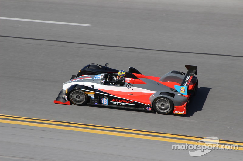 #16 BAR1 Motorsports, Oreca FLM09: Johnny Mowlem, Tom Papadopoulos, Tomy Drissi, Brian Alder