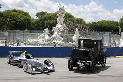电动方程式赛车和经典车