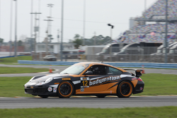 #12 Bodymotion Racing Porsche 997: Mike Bavaro, Ethan Low, Charlie Bellvardo