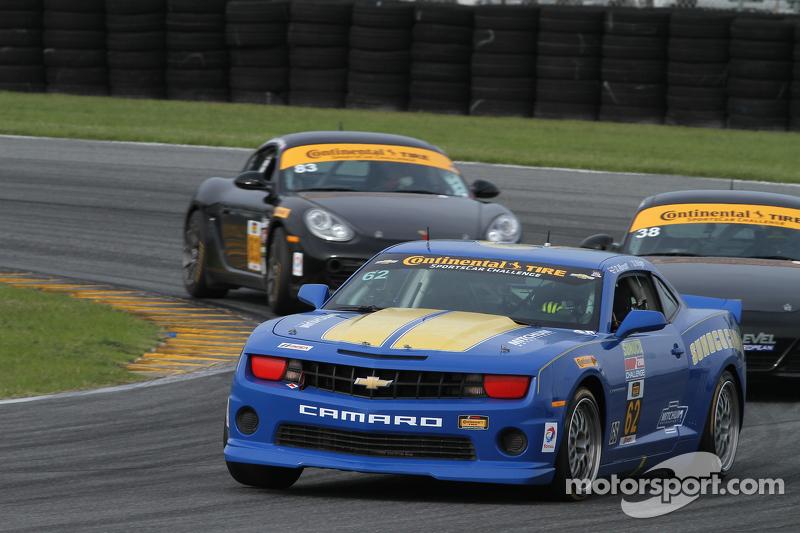 #62 Mitchum Motorsports Camaro GS.R: Dylan Murcott, Oskar Kruger