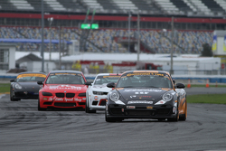#12 Bodymotion Racing Porsche 997: Mike Bavaro, Ethan Low, Charlie Bellvardo
