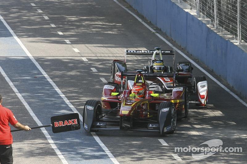 Нельсон Піке мол.., China Racing