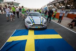 #160 ALFAB Racing Aston Martin Vantage GT4