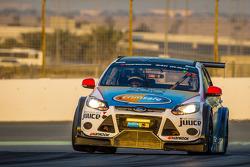 #93 MARC Cars Australia MARC Focus V8: Jake Camilleri, Scott Nicholas, Lindsay Kearns, Duvashen Pada