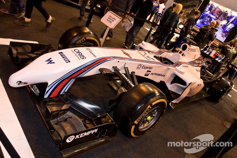 Mobil Williams F1