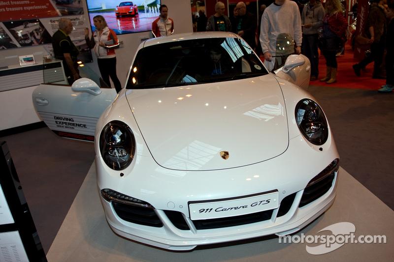 Porsche Carerra GTS Road car