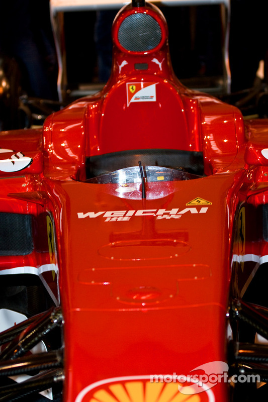 Ferrari F1 Car detail