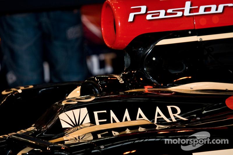 Lotus F1, AutoDetail