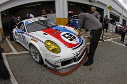 #58 Wright Motorsports Porsche 911 GT America: Madiсин Snow, Jan Heylen, Патрік Демпсі, Philipp Eng