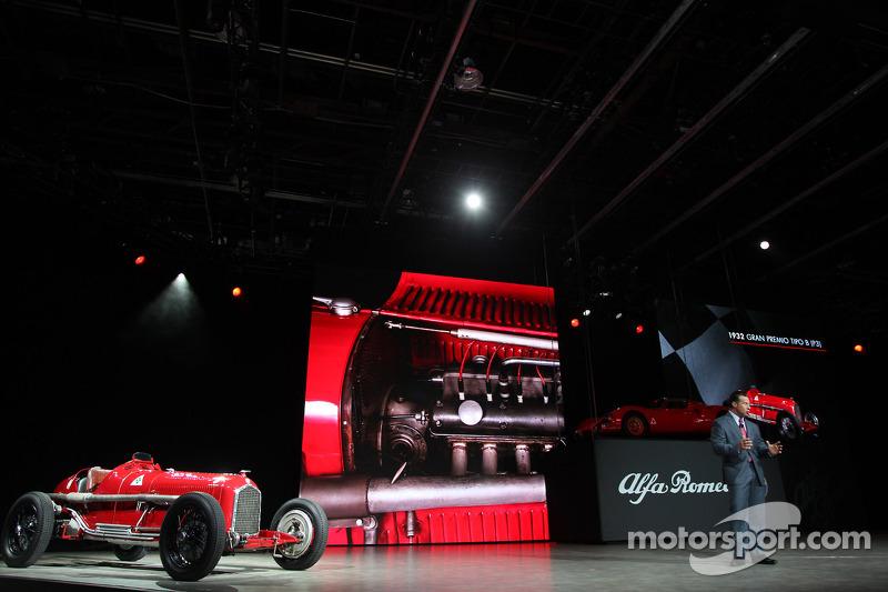 Reid Bigland, Präsident und Geschäftsführer von Alfa Romeo Nordamerika