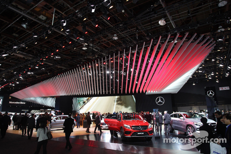 Mercedes-Stand