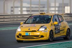 #114 presenza.eu Clio Yarış Takımı Renault Clio Cup Dayanıklılık Yarışı: Yoshiki Ohmura, Andreas Segler, Thomas Stockinger, Thomas Löfflad