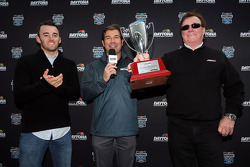 Joie Chitwood, Austin Dillon und Richard Childress, Richard Childress Racing