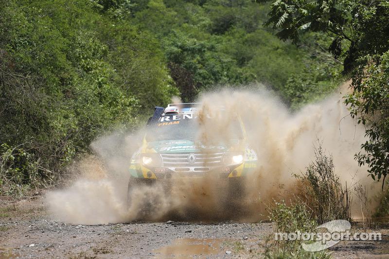 #316 Renault: Emiliano Spataro, Benjamin Lozada