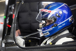 Marc Lieb dans la Porsche 919 Hybrid 2015